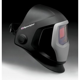 3M™ Speedglas™ Helmet 9100 06-0100-10, with 3M™ Speedglas™ Auto Darkening Filter 9100V, Shades 5, 8-13