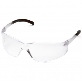 Pyramex Safety - Atoka - Clear Frame/Clear Lens Polycarbonate Safety Glasses - 12 / BX