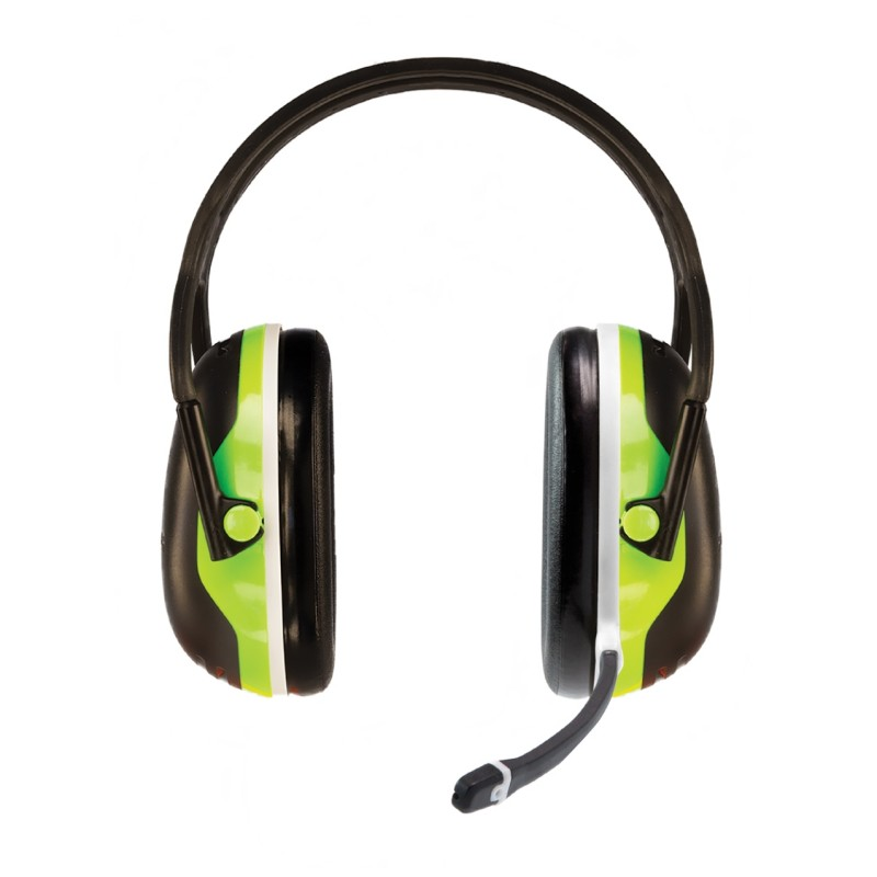 c73bef88559 More Views. 3M™ PELTOR™ WS-CUSH Wireless Communication X Series Earmuff  Bluetooth Accessory ...
