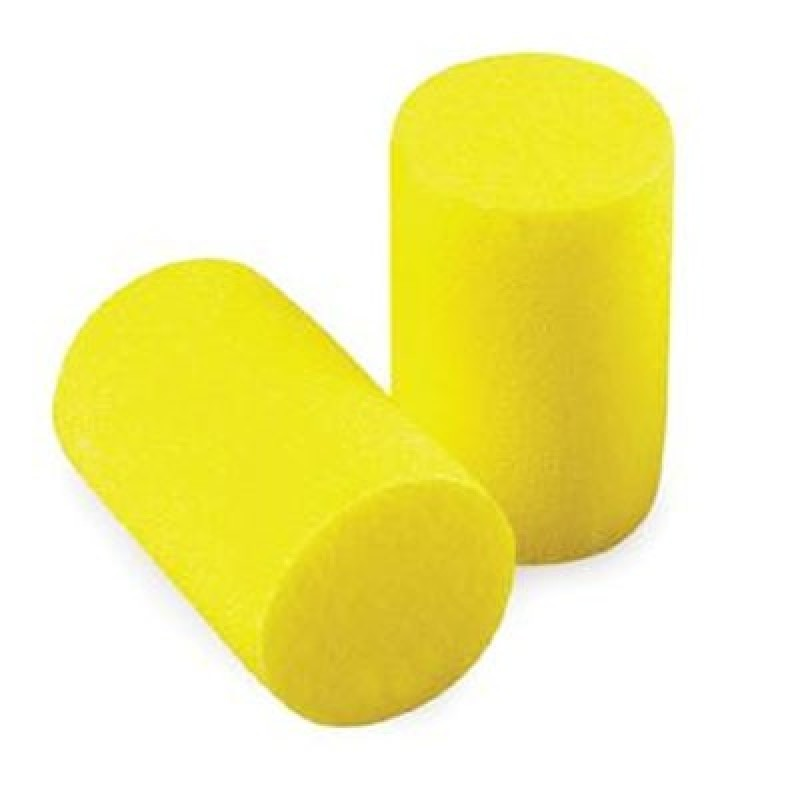 3M™ E-A-R™ Classic™ Earplugs 310-1001, Uncorded (Box of 200 Pair)