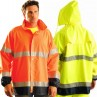 Occunomix High Visibility Rain Jacket