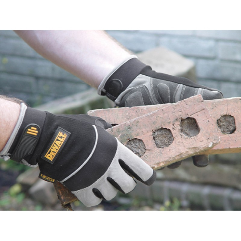 Radians, Dewalt DPG210 Heavy Utility PVC Padded Palm Performance Glove - PPE - Enviro Safety Products, envirosafetyproducts