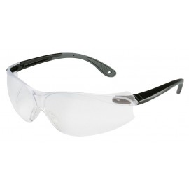 3M™ Virtua™ V4 Protective Eyewear 11670-00000-20 Clear HC Lens, Black/Gray Temple 20 EA/Case