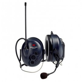 Peltor LiteCom BRS 2-Way Radio Headset, Neckband Model
