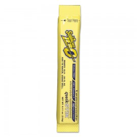 Sqwincher 060103-LA Sugar-Free Qwik Stik®, Lemonade, 0.11 oz, Tube Yields 20 oz 500/Case