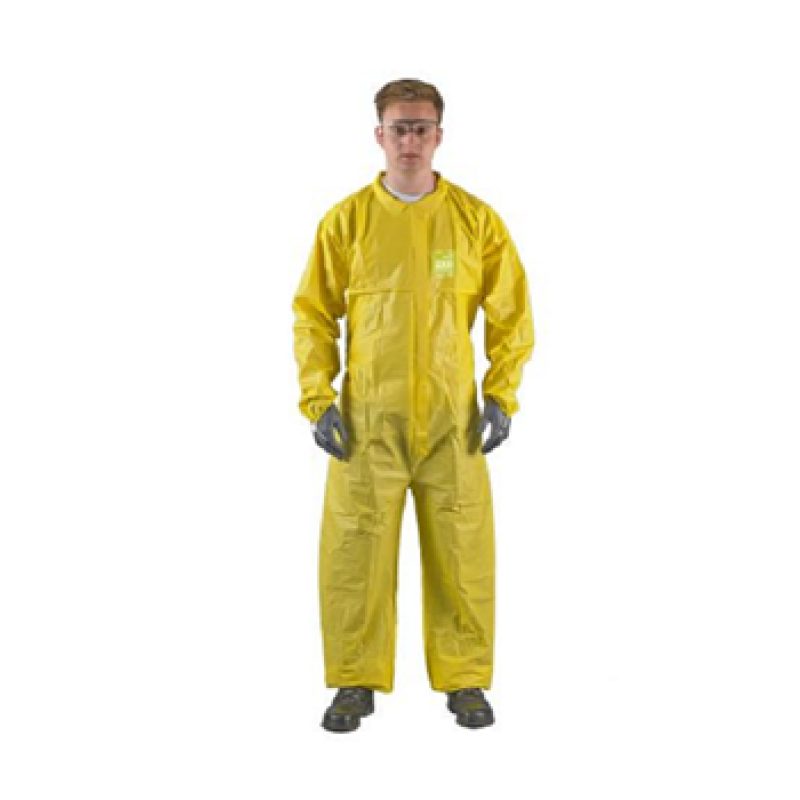 Ansell Microchem® by AlphaTec® 2300 ‭YY23-B-92-103‬ Standard  Model 103 Coveralls 25/Case