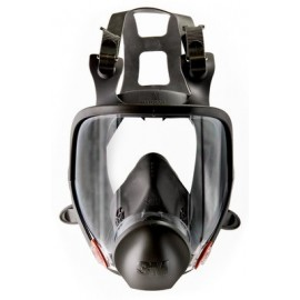 3M™ 6800 Full Face Respirator, 6000 Series - Medium
