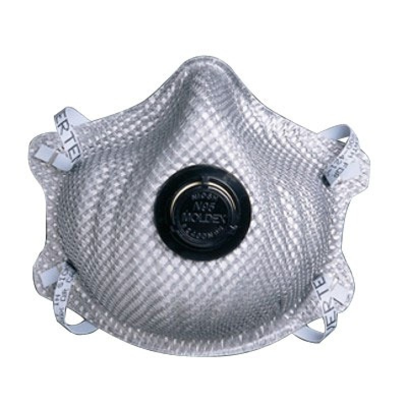 Moldex 2400 N95 Welding Mask with Nuisance OV Relief