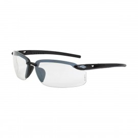 Radians ES5 Clear Gray Safety Glasses 12 PR/Box