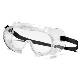 Pyramex Goggles Chem Splash-Clear 12/Box