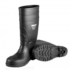 """Tingley 31251.14 Economy Knee Boot Ht. 15"""" Steel Toe Cleated Outsole"""