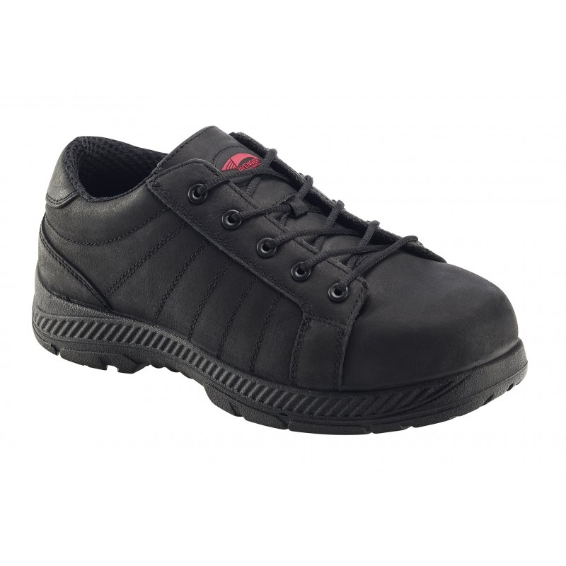 Avenger 7232 Leather Safety Toe EH Oxford