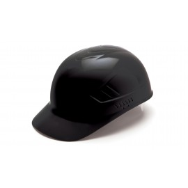 Pyramex HP40011 Bump Cap One Size  Polyethylene  Black Color - 16 / CS