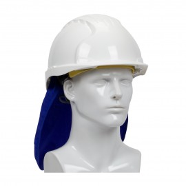 PIP Evaporative Cooling Hard Hat Pad with Neck Shade