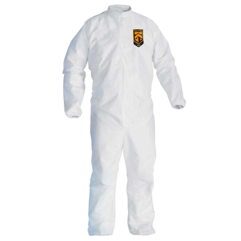 Kimberly Clark 41493 Kleenguard™ A45 Liquid & Particle Protection Surface Prep & Paint Apparel 25/Case Large