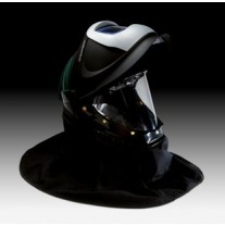3M™ Welding Helmet L-905SG, with Welding Shield and Wide-view Faceshield