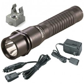 Streamlight Strion LED Flashlight with AC/12V DC Charger