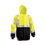 OccuNomix Flame Resistant Extended Hoodie LUX-SWT3ZFR Class 3