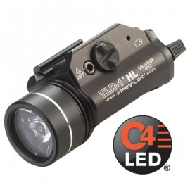 Streamlight TLR-1-HL Gun Light  Black 69264