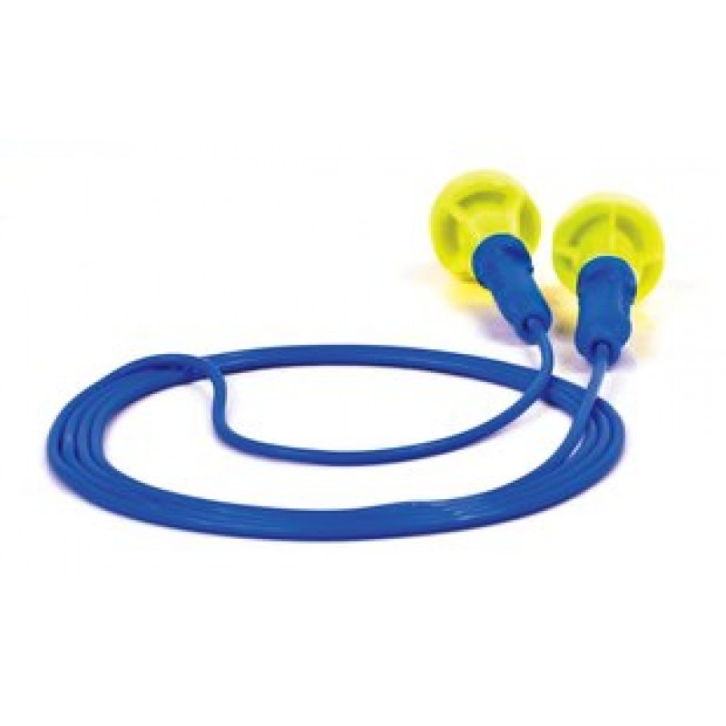 3M™ E-A-R™ Push-Ins™ Corded Earplugs 318-1003 (Case of 2000 Pair)