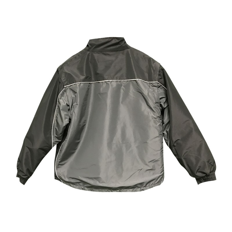 Radians Radwear SJ07 Windbreaker, Reversible 4-in-1 with Zip-Off Sleeves