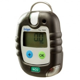 Draeger 8321263 Pac® 7000 NO 0-200 ppm Single Gas Monitor