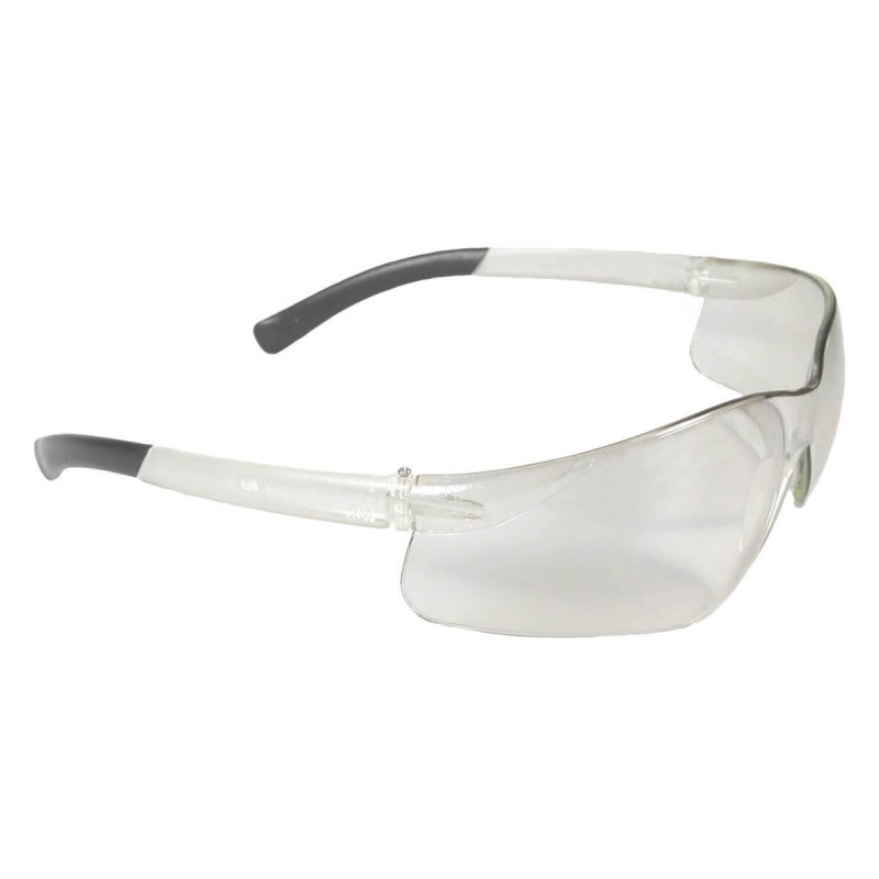 Radians Rad-Atac - Clear Anti-Fog Lens Safety Glasses Frameless Style Clear Color - 12 Pairs / Box