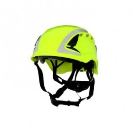 3M™ SecureFit™ Safety Helmet, X5014-ANSI,  HVGreen (Case of 10)