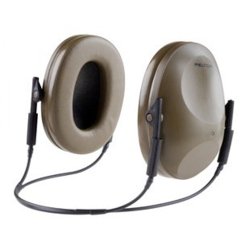 3M Peltor Artillery Earmuff 88076-00000,(H6B GN), Tactical Hearing Protection