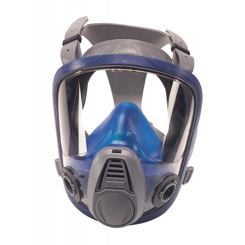 air supplied respirator mask