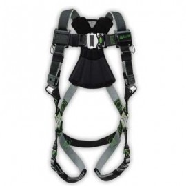 Miller Revolution Harness Single D-Ring with Tongue Buckle Legs