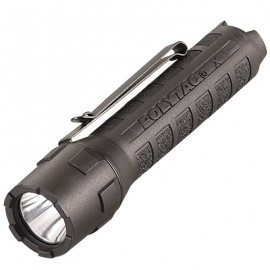 Streamlight PolyTac X USB Flashlight  (Includes Battery) 88613