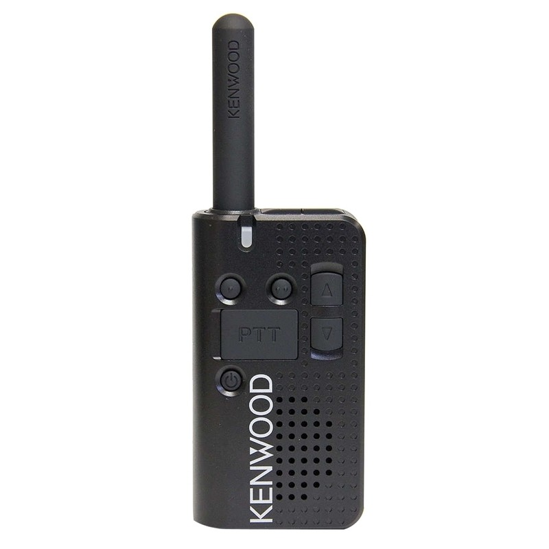 Kenwood PKT-23K 1.5-Watt 4 Channel ProTalk Pocket - UHF Two Way Radio