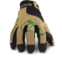 HexArmor ThornArmor 3092 Brown Color Safety Glove 1 Pair