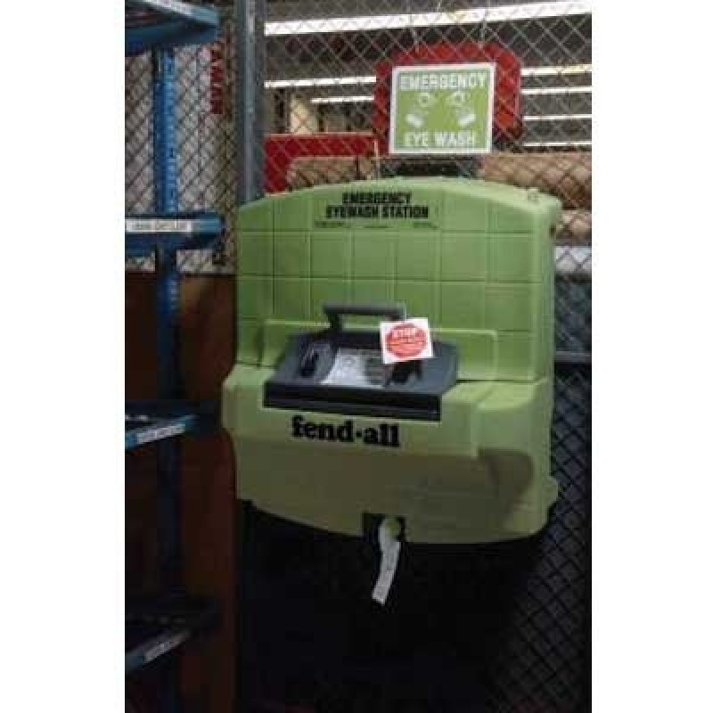 Fendall Pure Flow 1000 Eyewash Station