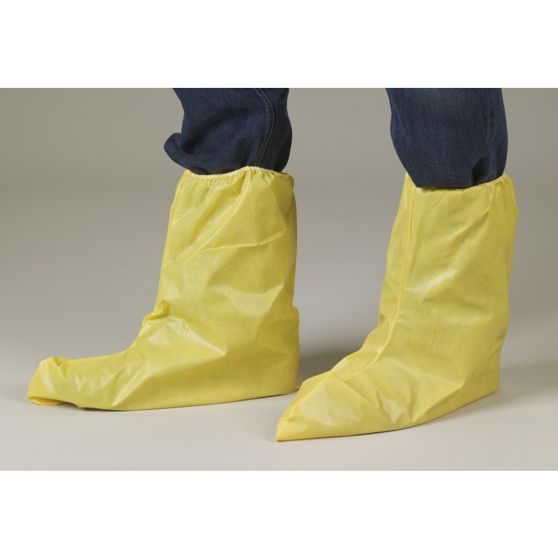 Lakeland ChemMax 1 Boot Cover - Serged Seam  (200 Per Case)