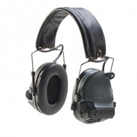 3M™ PELTOR™ MT17H682FB-09 FG ComTac III Hearing Defender - Headband - Non-Comm - FOLIAGE GREEN
