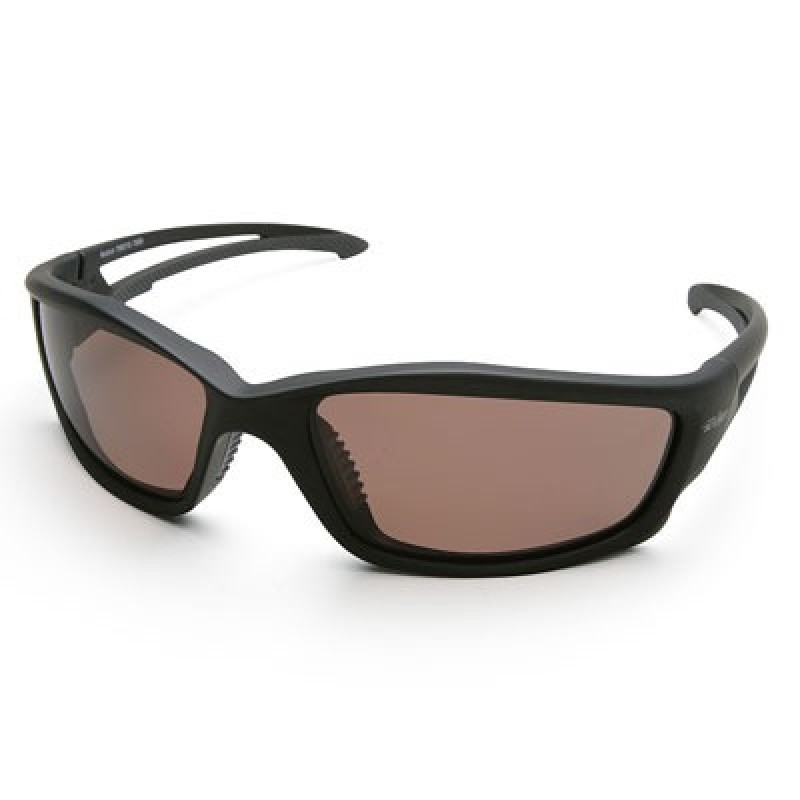 Edge Kazbek Polarized Safety Glasses - Copper Lens