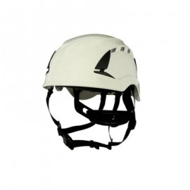 3M™ SecureFit™ Safety Helmet, X5001V-ANSI,  White, vented (Case of 10)