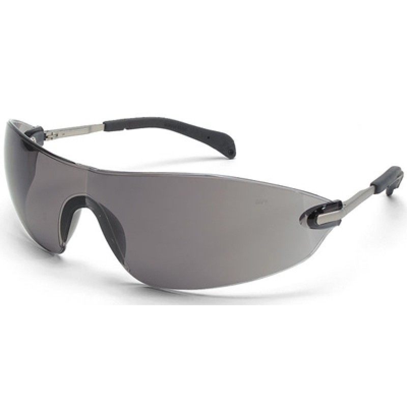 MCR Blackjack Elite Small Safety Glasses Grey Lens 1/DZ