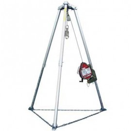 Miller Confined Space System with 50' Galvanized Lifeline