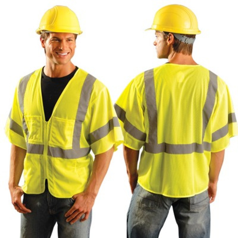 OccuLux Economy Mesh Surveyors Vest