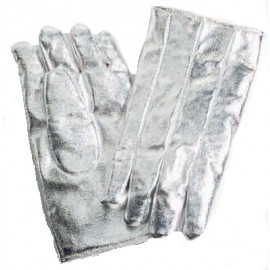 "CPA 14"" Kevlar® Blend Aluminized Gloves"