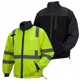 Pyramex RJR34 Series 4-in-1 Reversible Windbreaker RJR3410