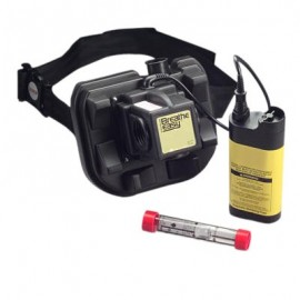 3M™ Breathe Easy™ Turbo Belt-Mounted Powered Air Purifying Respirator (PAPR) Assembly 520-15-00, NiMH