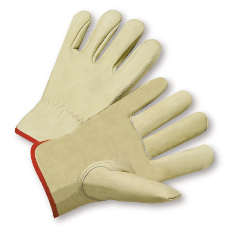 West Chester 990IK Keystone Thumb Select Grain Cowhide Driver Gloves 1/DZ