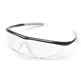 MCR Tremor Safety Glasses Clear Lens 1/DZ