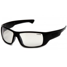 Pyramex  Furix  Black Frame/Indoor Outdoor Mirror AntiFog  Safety Glasses  12/BX