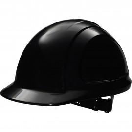 Honeywell North Zone Hard Hat N10110000  Black Quick Fit Style (Cap and Suspension Assembly) 12/Case