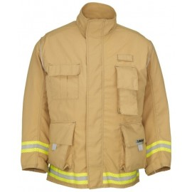Lakeland OSX Dual Certified Gear Wildland Coat (1 EA)